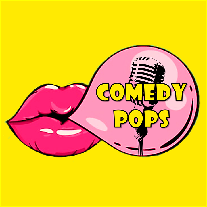 Comedy Pops - A Golden Hour of Online Comedy image