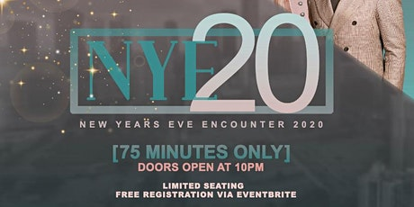 New Years Eve Encounter 2020 tickets