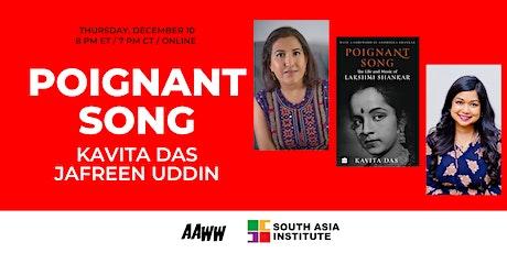 Poignant Song: Kavita Das in conversation with Jafreen Uddin tickets