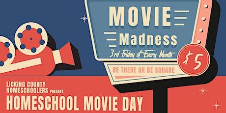 Homeschool Movie Day tickets