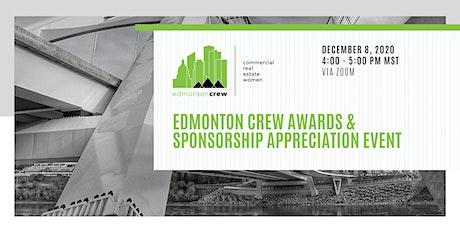 Edmonton CREW Awards & Sponsorship Appreciation Event tickets