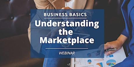 Business Basics: Understanding the Marketplace tickets