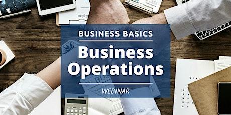 Business Basics: Operations tickets