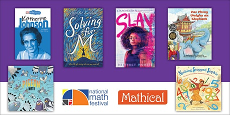 Mathical Book Prize - Live Author Readings tickets