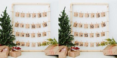 Christmas Countdown Calendar tickets