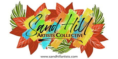 Sand Hill Artists Collective Virtual Holiday Gallery Tours tickets