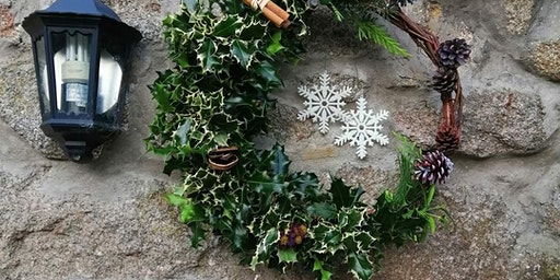 Zerowaste Christmas Wreath Workshop