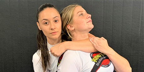 BJJ4Life Women's Self-Defence Charity Workshop tickets