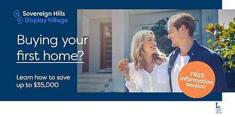 First Home Buyers Information Session tickets