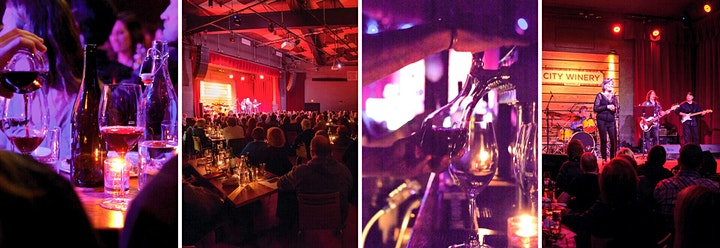 ALMA Latin + International @ City Winery Atlanta image