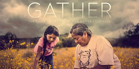 GATHER: A Free Virtual Screening and Discussion tickets