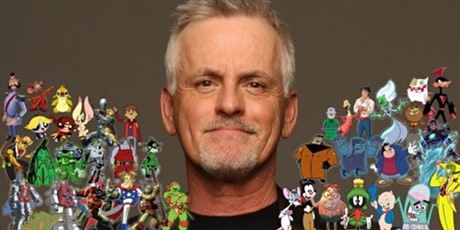 VOICETRAX PRESENTS: Inside The Voice Actor's Studio with Rob Paulsen! tickets