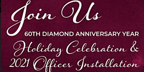 Holiday Celebration & 2021 Officer Installation tickets