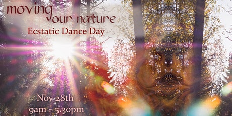 moving our nature - ecstatic dance day tickets