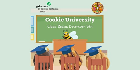 Cookie University Supply and Patch Pick Up (Drive-Thru Event) tickets