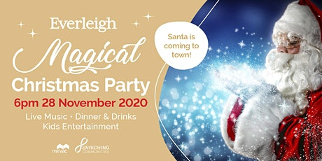 Everleigh Magical Christmas Party tickets