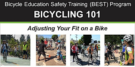 Bicycling 101: Adjusting Your Fit on a Bike - Online Video Class tickets