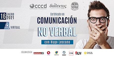 Doble Certificación en Comunicación No Verbal |VIRTUAL entradas