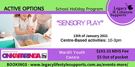 Active Options '' Sensory Play'' tickets