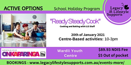 Active Options '' Ready Steady Cook'' tickets