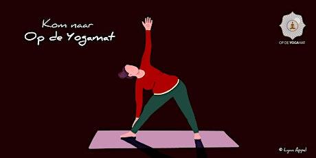 Elke vrijdag Hatha Yoga van 10:00 tot 11:00 tickets