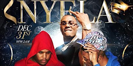 KALAN.FRFR & BLUEBUCKSCLAN LIVE @NYELA tickets