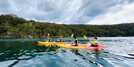 Women's Kayaking Day: Port Hacking // Wednesday 14th April tickets