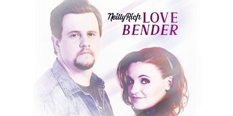 NeillyRich - Love Bender - COVID-Safe Album Launches - Sydney tickets