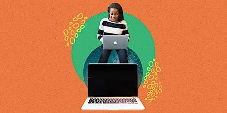 Web Design 101 for Creative Entrepreneurs tickets
