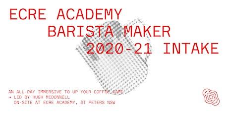 Barista Maker tickets