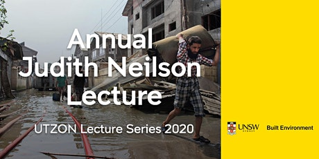 Crises, construction and corruption |Annual Judith Neilson Lecture tickets
