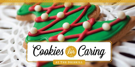 Cookies for Caring 2020 at The Driskill tickets