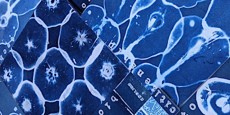 Cyanotype tickets