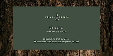 Vinyasa Intermédiaire-Avancé