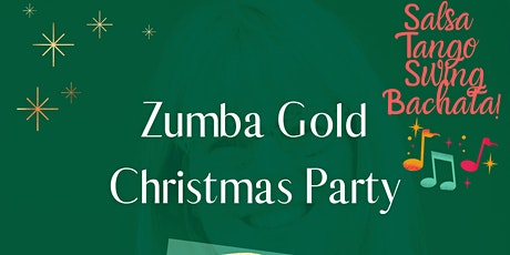 Zumba Gold Christmas Party tickets