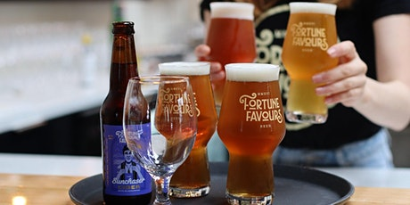 Beer Club with Fortune Favours tickets