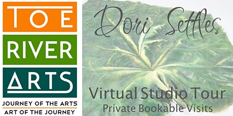 Dori Settles ~ Virtual Studio Tour tickets