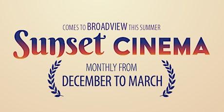 Sunset Cinema tickets