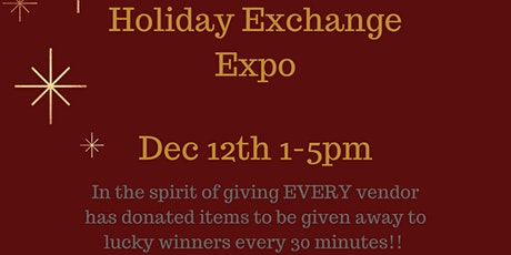 Holiday Exchange Expo tickets