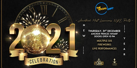 New Year's Eve (NYE) Party 2021 - The Social Unfit tickets
