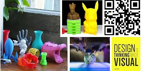 3D Modelling and Printing Camp
