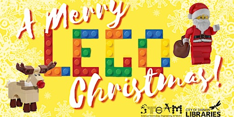 Merry LEGO Christmas! - Casuarina Library tickets