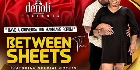 Have A Conversation Marriage Forum: Between The Sheets tickets