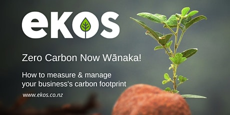 Zero Carbon Now Wānaka! tickets