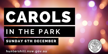 Carols in the Park 2020 tickets
