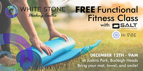 FREE Functional Fitness Class tickets