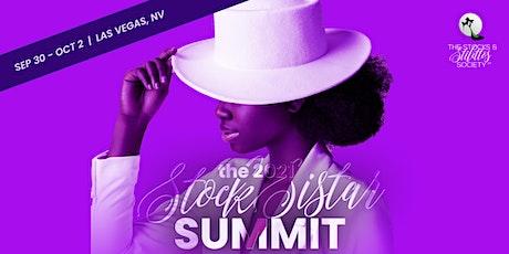 The 2021 Stock Sistar Summit boletos