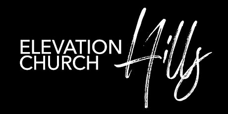 Elevation Hills Sunday In-Person Services tickets