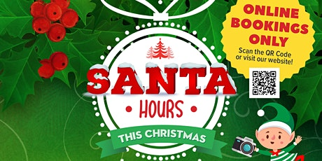 Meet Santa at Village Central Wyong! tickets