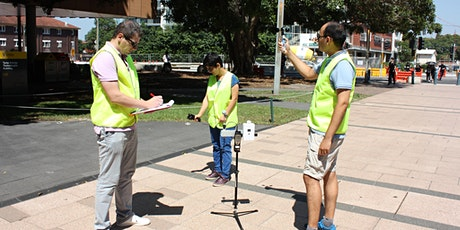 Citizen Science Urban Microclimate project - Canterbury-Bankstown (10/12) tickets